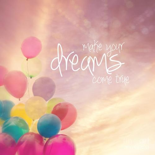 Spełniaj swoje marzenia