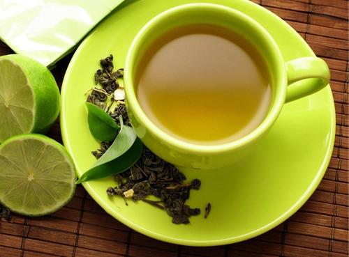 Najlepsza jest zielona herbata