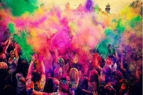 Życie ma różne barwy szczęścia