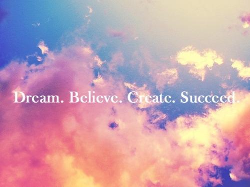 Zawsze zaczyna się od marzenia