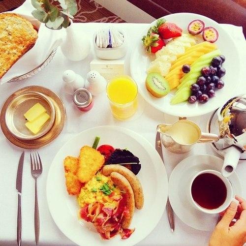 Masz ochotę na śniadanie?