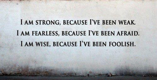 Pokonaj swoje słabości, a nic nie stanie Ci na przeszkodzie