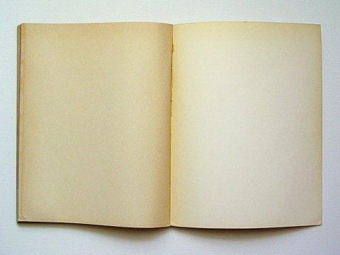 Pomyśl, że każdy nowy dzień jest niezapisaną kartką papieru