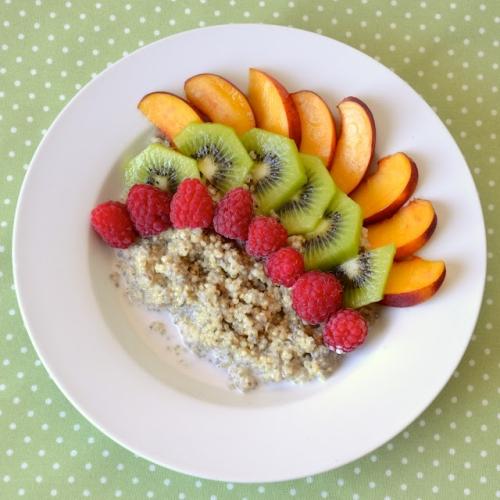 Zdrowe śniadanko to podstawa każdego dnia