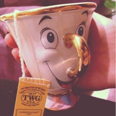 Herbata z takiego kubeczka...hmmmm