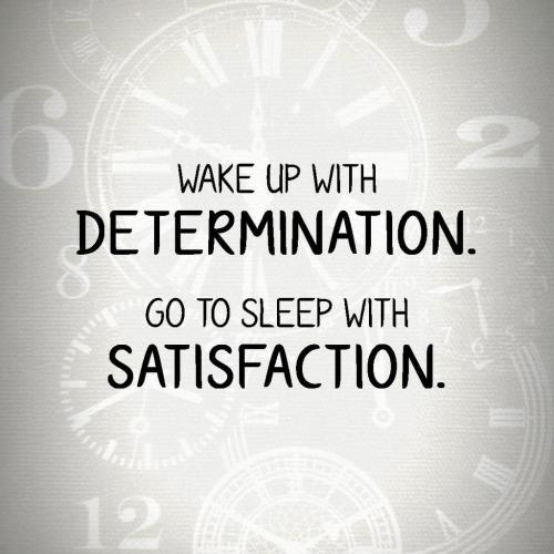 Wstajemy! Zaczynamy nowy dzień