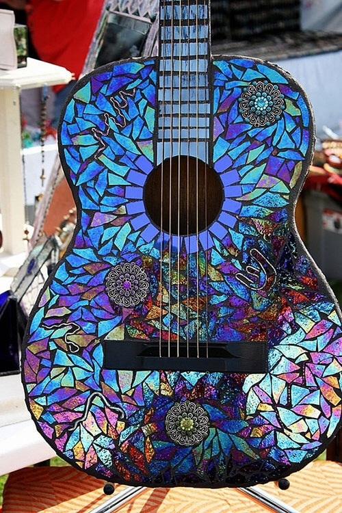 Zachwycająca gitara