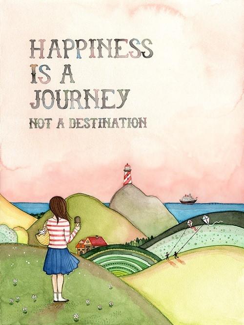 Krótka definicja szczęścia