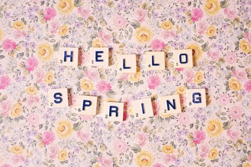 Doczekaliśmy się wiosny!