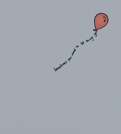 Czasami trzeba coś puścić, aby móc pójść dalej