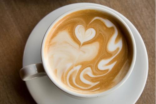 Smaczna latte