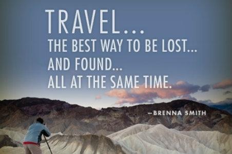 Trzeba się zgubić, aby się odnaleźć