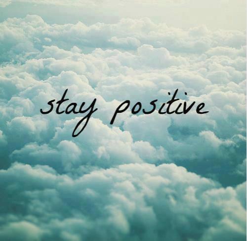Bądź pozytywnie nastawiony do każdego nowego dnia