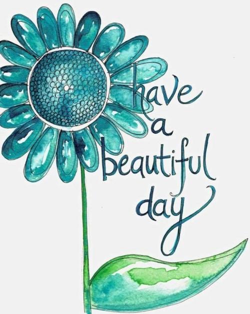 Wspaniałego dnia!