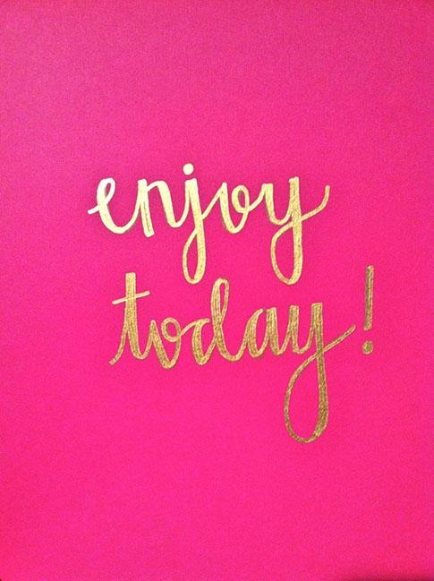 Wykorzystaj ten dzień na coś dobrego
