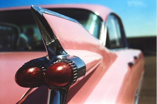 Różowy Cadillac <3