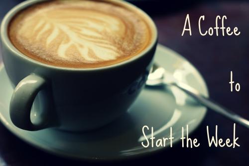Kawa i można brać się do pracy