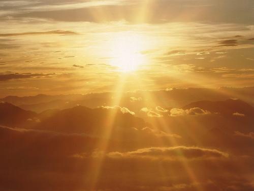 Kolejny słoneczny dzień przed nami! Dzień dobry ludzie :)